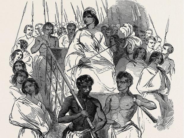 Фото №3 - Безумная королева Ранавалуна I: как крестьянка стала самой кровавой правительницей Мадагаскара