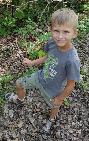Фото №18 - Детский фотоконкурс «Лесные приключения»: выбираем лучшие снимки