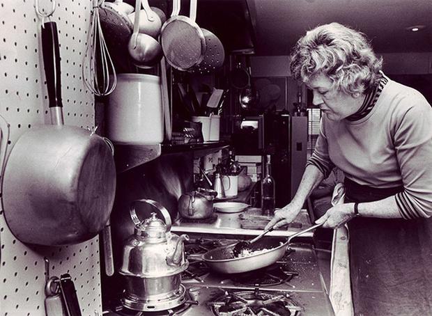 Самые известные повара: Джулия Чайлд