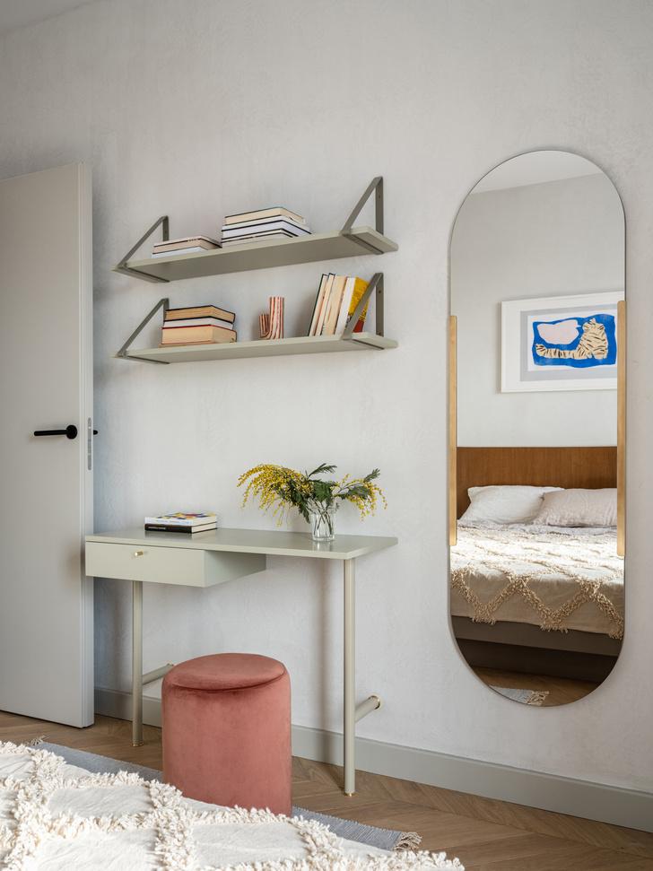 Фото №10 - Лаконичная квартира в теплых натуральных оттенках