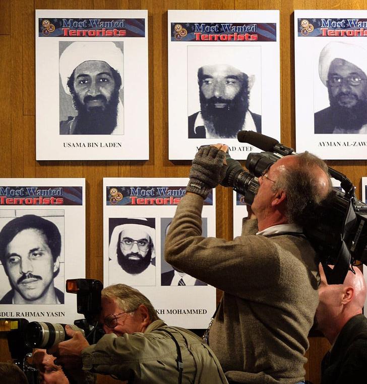 Фото №5 - Их разыскивает полиция. Как появился и как работает список «10 самых опасных преступников»