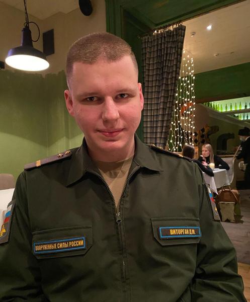 Фото №1 - Максим Виторган показал сына, вернувшегося из армии