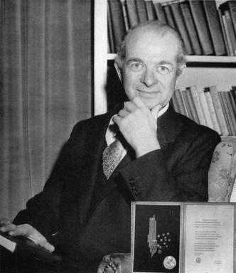 Фото №2 - Четыре человека, которые дважды получили Нобелевскую премию