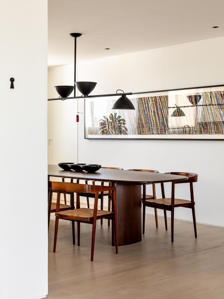 Фото №5 - Светлая квартира для коллекционера в Сан-Паулу