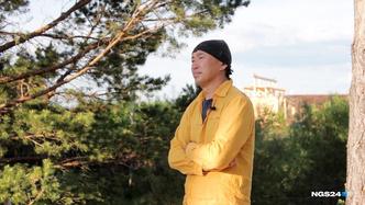 Фото №2 - Еду я на Родину: как скульптор с мировым именем возрождает родное село