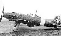Фото №88 - Сравнение скоростей всех серийных истребителей Второй Мировой войны
