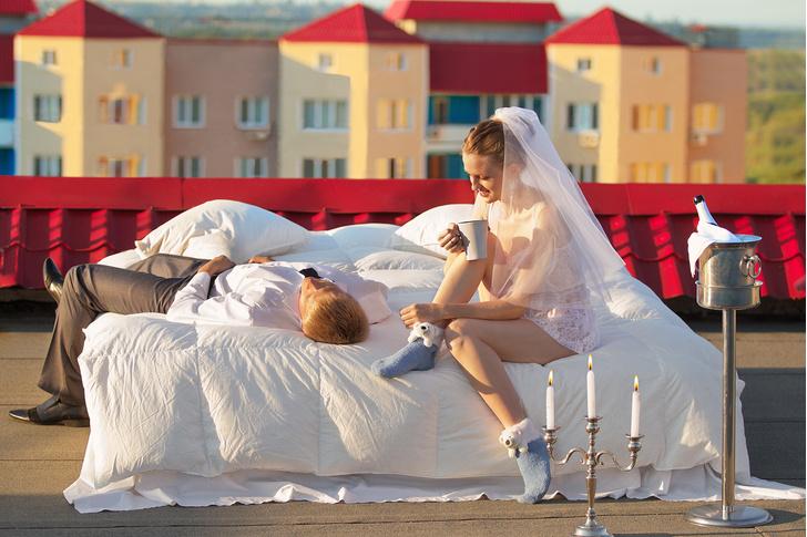 Фото №1 - Для чего нужен брак