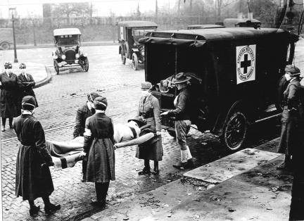 Фото №3 - Пугающие факты из истории гриппа