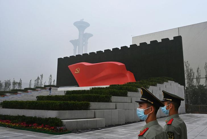 Фото №7 - Новый музей Коммунистической партии Китая