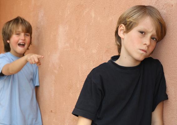 Фото №1 - Ребенка дразнят сверстники — как помочь?