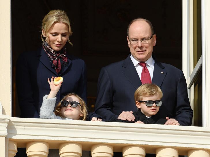 Фото №4 - Принц Жак и принцесса Габриэлла: шестой год в фотографиях