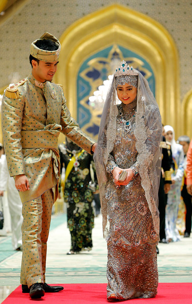 Фото №9 - Самые красивые королевские свадьбы со всего мира 💍