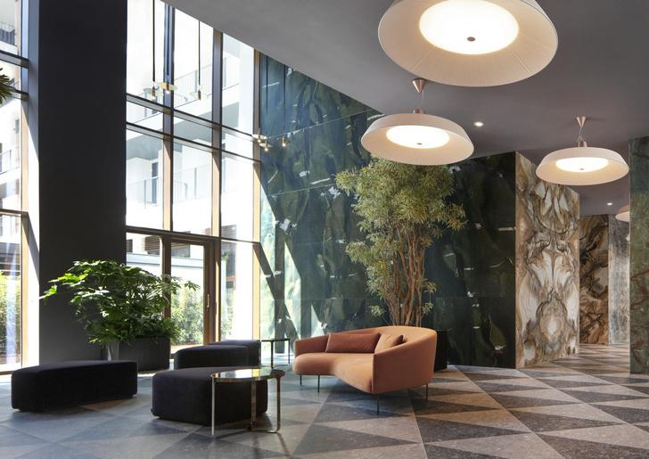 Фото №8 - Дизайнерский отель в Милане по проекту Vudafieri-Saverino Partners
