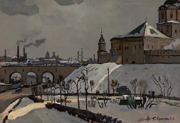 Фото №1 - Выставка «Москва без окраин. Та самая Таганка» в Музее Москвы