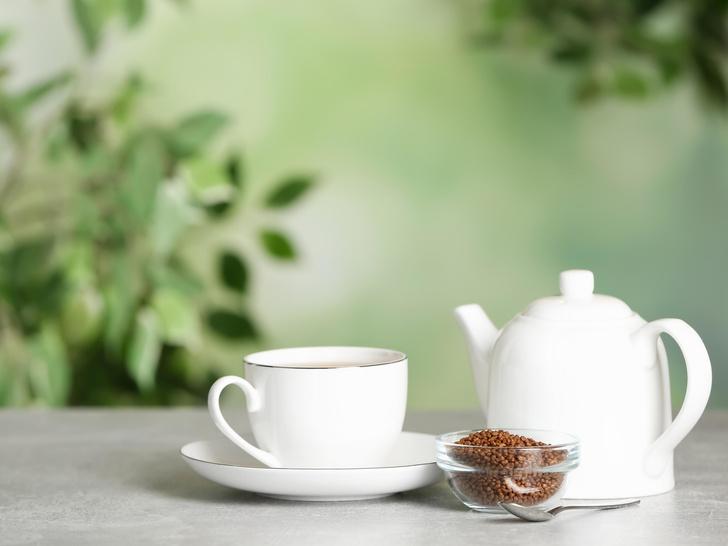 Фото №2 - Гречишный чай: полезные свойства напитка (и как его правильно заваривать)