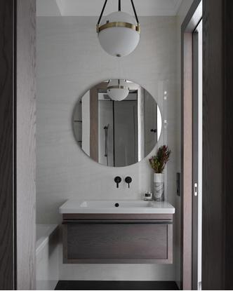 Фото №15 - Новая классика в серых тонах: квартира 100 м² в Москве