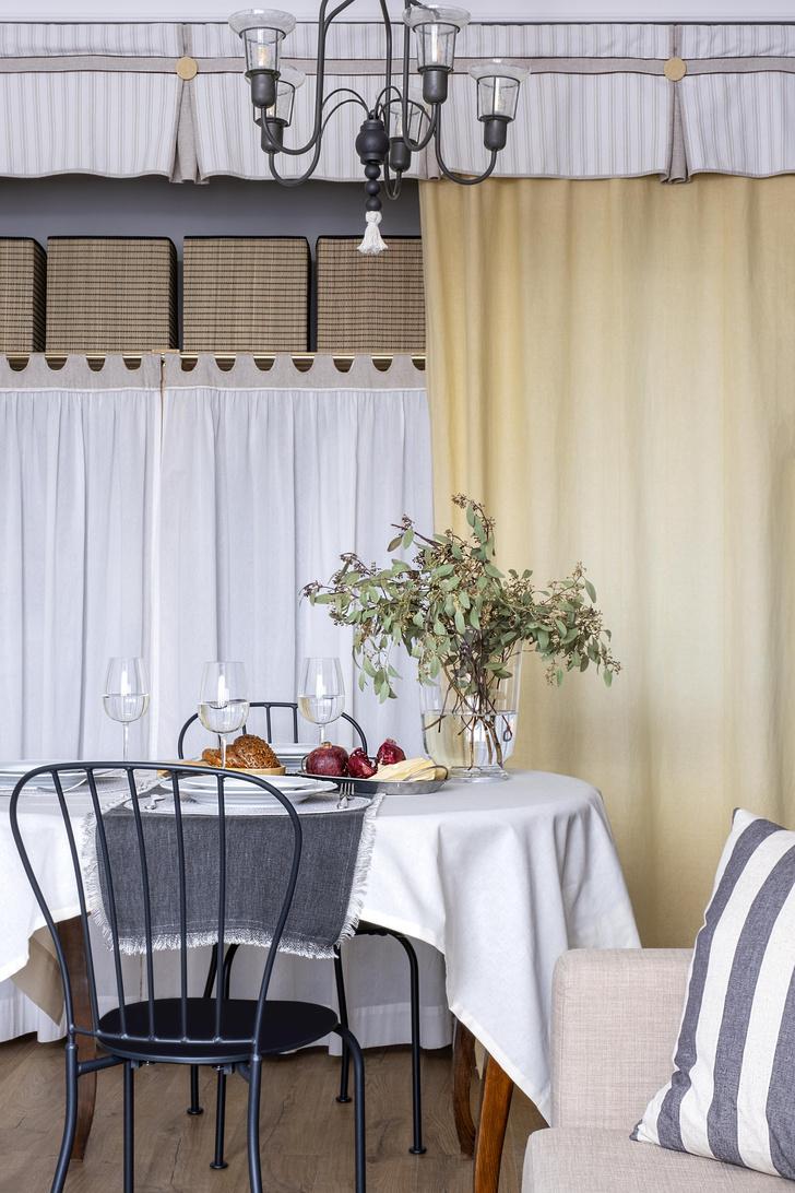 Фото №7 - Двухкомнатная квартира 37 м² с кухней в коридоре