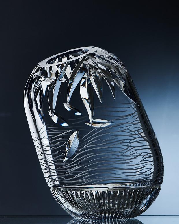 Фото №5 - Хрустальные вазы Ольги Трейвас
