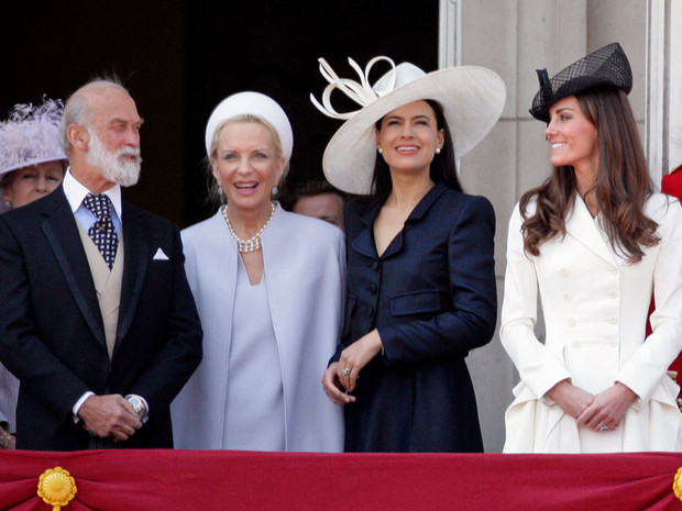 Фото №3 - Невестка «виндзорской нахалки» и актриса: почему королевская семья влюблена в Софи Уинклман