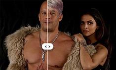 Если бы у Вина Дизеля была шевелюра: 5 его героев в новом образе