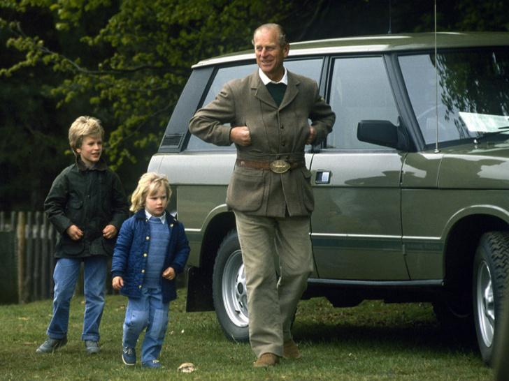 Фото №2 - Любимец дедушки: с кем из внуков у принца Филиппа сложились самые близкие отношения