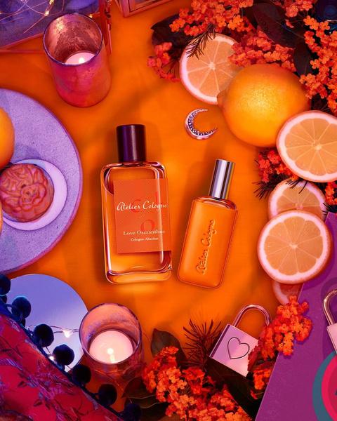 Фото №1 - Парфюмерный тренд: осенние ароматы с османтусом