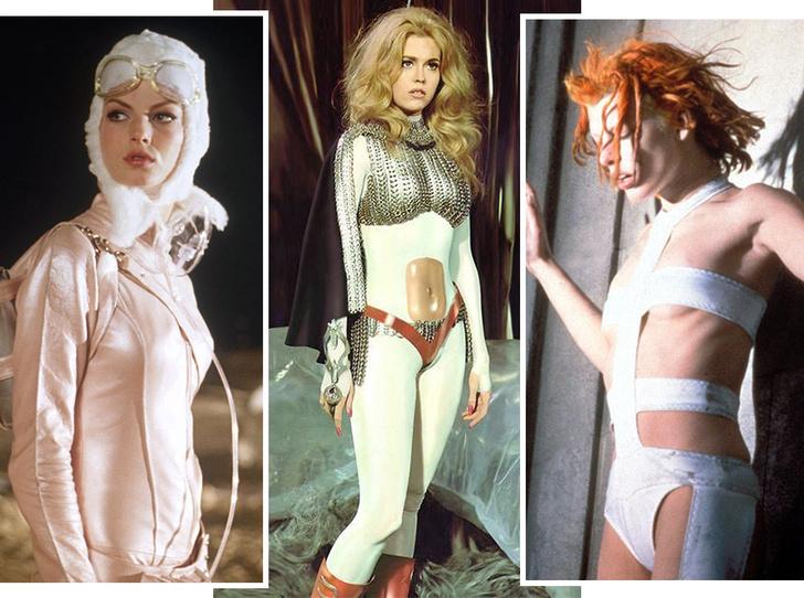 Фото №1 - Гости из будущего: самые стильные герои космических фильмов