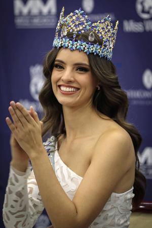 Фото №24 - Самые яркие победительницы «Мисс мира» за всю историю конкурса