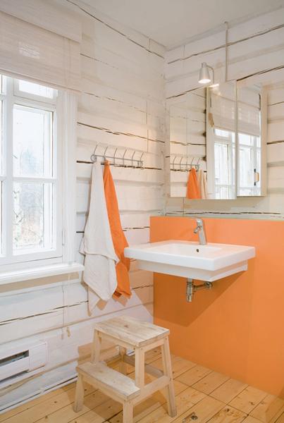 Фото №2 - Ванная в загородном доме: дизайн-проект