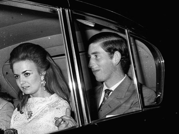 Фото №3 - До Камиллы и Дианы: первая настоящая любовь принца Чарльза