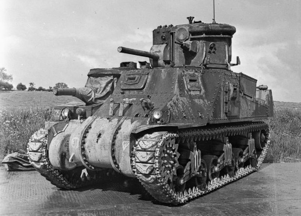 Фото №7 - «Они утонули…»: чудо-танки союзников для высадки в Нормандии