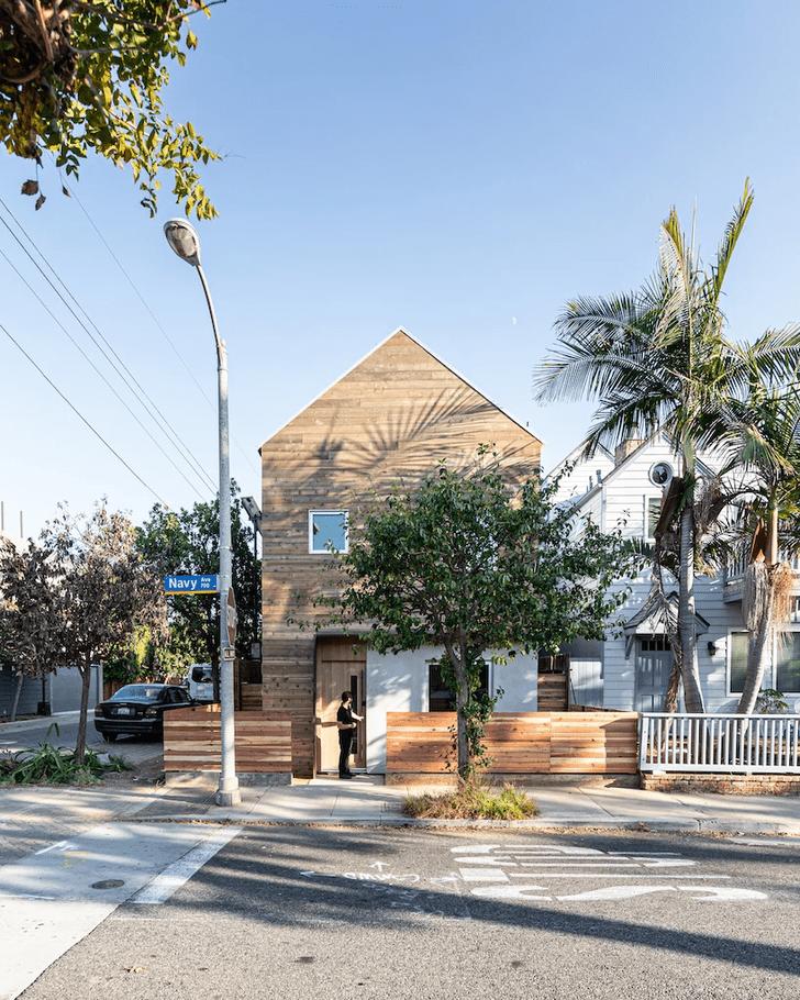 Фото №1 - Светлый дом в Калифорнии