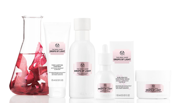 The Body Shop, Drops of light