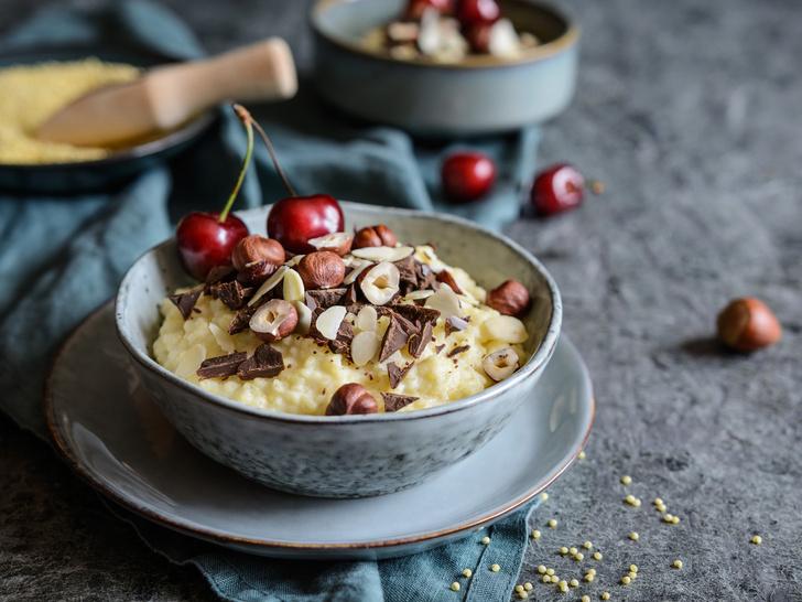 Фото №1 - Бодрый завтрак: 4 необычных рецепта каши