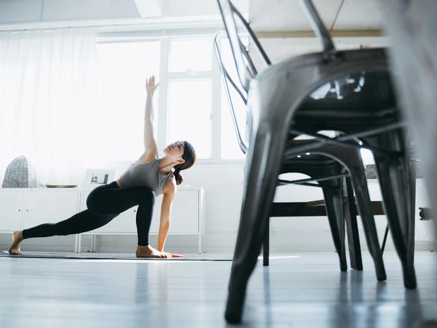 Фото №8 - Домашние тренировки: как получить результат не хуже, чем в спортзале