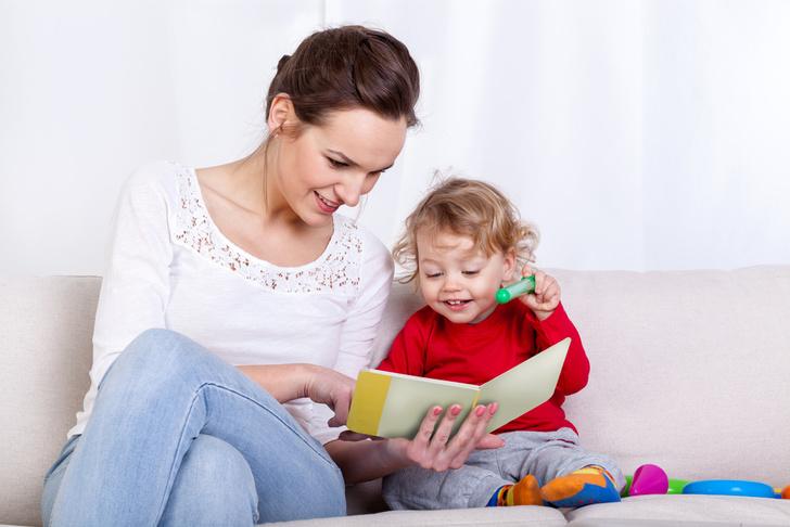 Фото №1 - У ребенка лучше развивается мозг, когда мама рядом