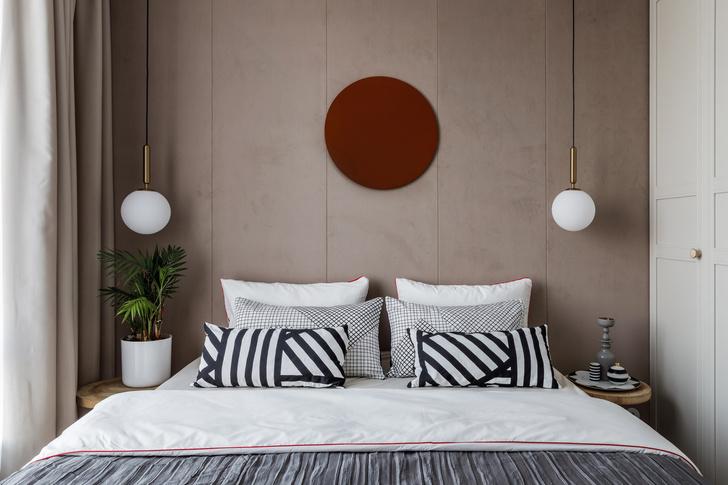 Фото №1 - Куда поставить кровать: 7 решений для спальни