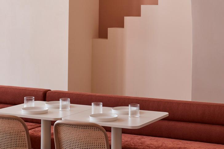 Фото №4 - Кафе в духе Уэса Андерсона в Мельбурне