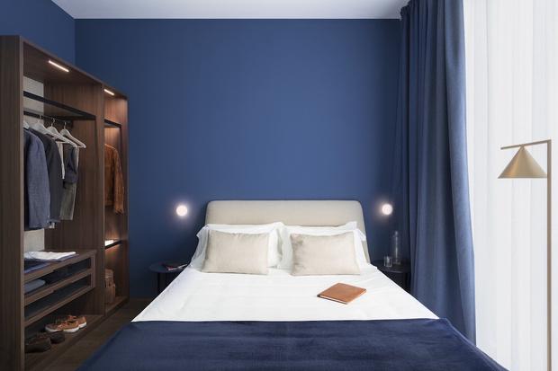 Фото №7 - Современная двухуровневая квартира во Флоренции
