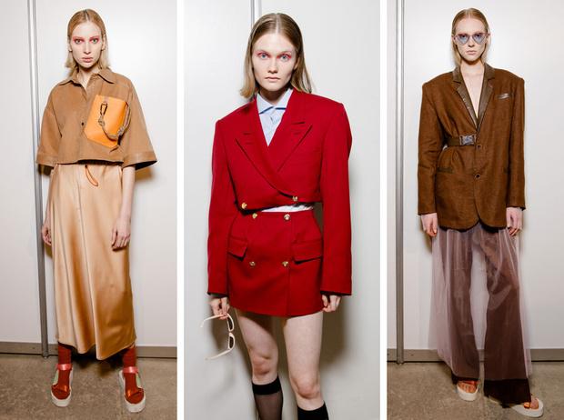 Фото №1 - Модный апсайклинг: молодые дизайнеры и бренд «Ласка» представили необычную коллекцию