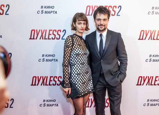Данила Козловский и Ольга Зуева фото
