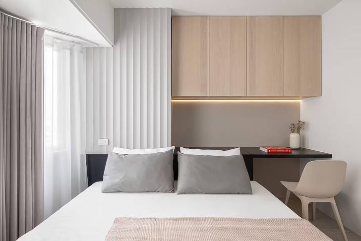 Фото №9 - Квартира с минималистичным интерьером на Тайване