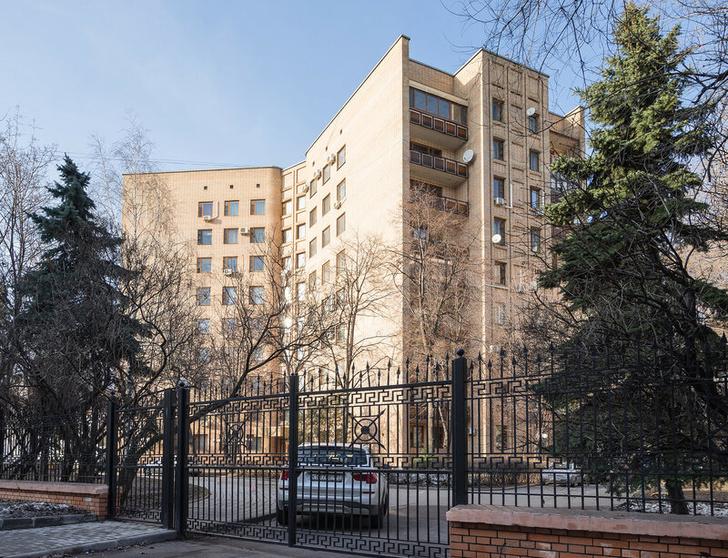 Фото №9 - Топ-9 лучших жилых домов Москвы 1920-2020-х годов