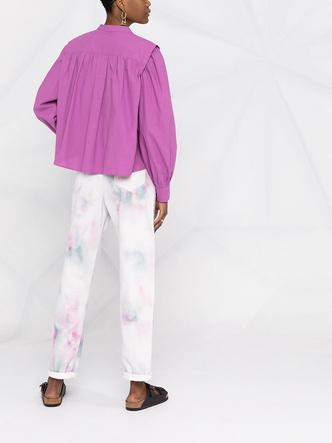 Фото №1 - Самые трендовые джинсы сезона весна-лето 2021: собрали 11 пар, которые украсят ваш гардероб