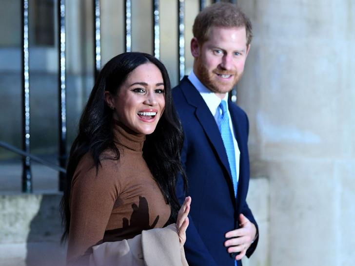 Фото №3 - Вслед за мужем: зачем Меган собирается в Лондон (и что об этом думают британцы)