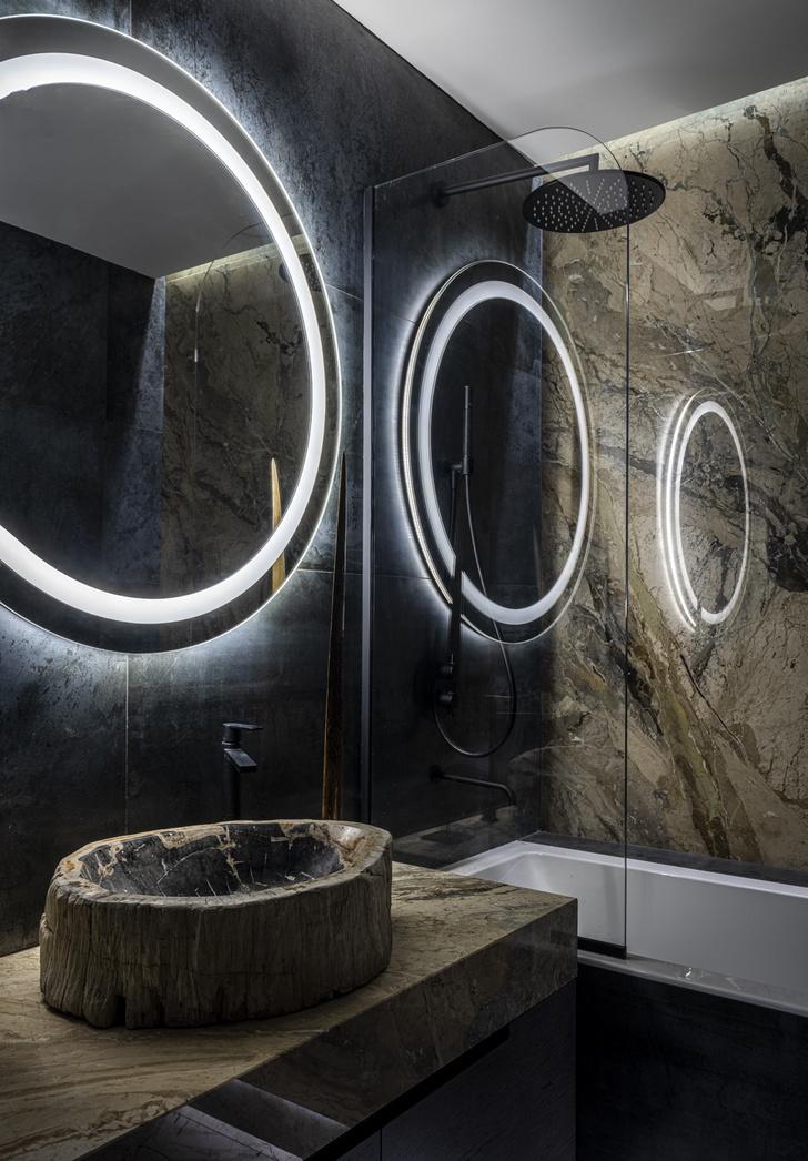Фото №13 - Этника и современный дизайн в квартире на Пресне