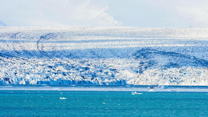 Фото №1 - Площадь арктических льдов достигла годового минимума