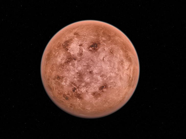 Фото №1 - NASA собирается исследовать Венеру