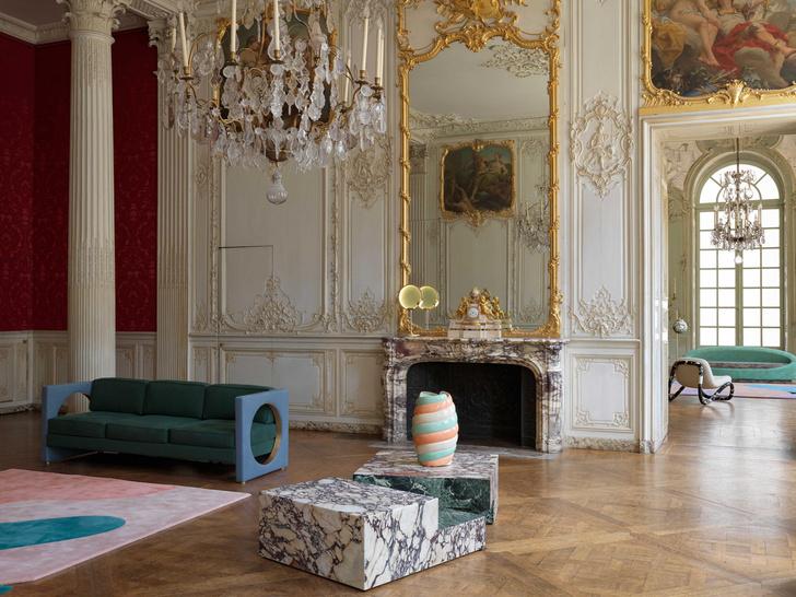 Фото №3 - Инсталляция Пьера Гоналона в Hôtel de Soubise