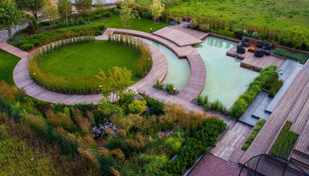 Фото №4 - Террасный сад на 14 сотках под Петербургом